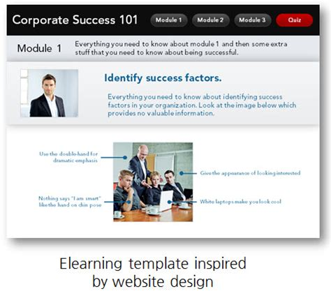 e learning template design how to build an e learning template in 30 seconds the