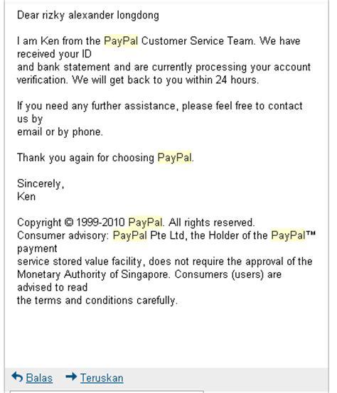 dollar gratis verifikasi paypal menggunakan bank lokal