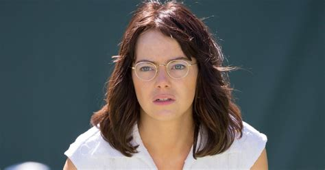 emma stone neuer film emma stone sees trump parallels in battle of the sexes