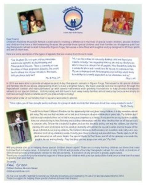 charity direct mail letter nonprofit study my direct mail fundraising