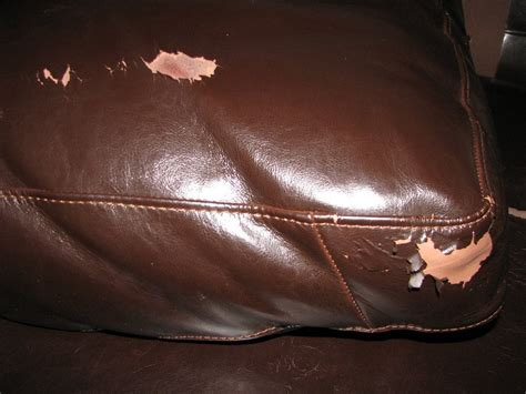 my leather couch is peeling how do i fix it the peeling leather of my four hands sofa yelp