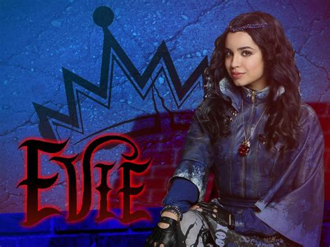 Evie And Me by Disney Descendants Mal Evie Carlos