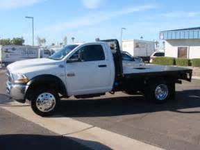 Dodge Flatbed For Sale Dodge Ram 4500 2011 Dodge Ram 4500 Flatbed Truck For