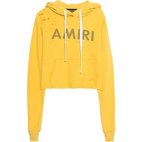 Lettering Cropped Hoodie best 25 yellow hoodie ideas on school ootd