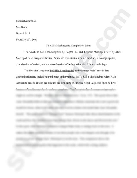 Empathy Essay by How To Write An Empathy Essay