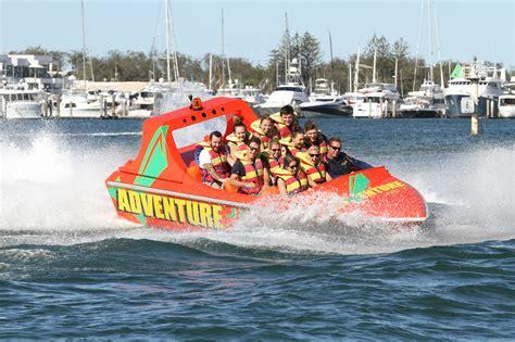 ski boat hire gold coast surfers paradise parasail jet ski jet boating gold coast