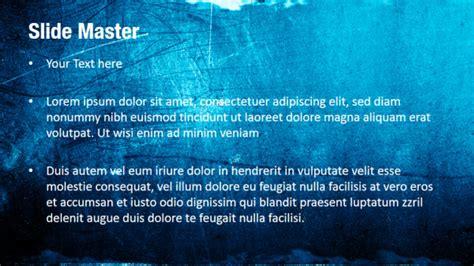 Grunge Blue Powerpoint Templates Grunge Blue Powerpoint Backgrounds Templates For Powerpoint Grunge Powerpoint Template