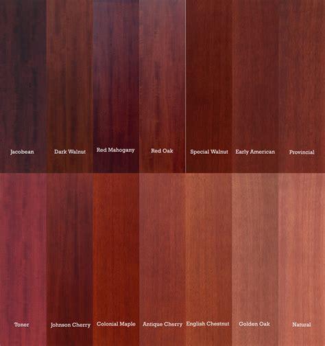 carrelage sur plancher bois 253 mahogany vs oak color comparison search