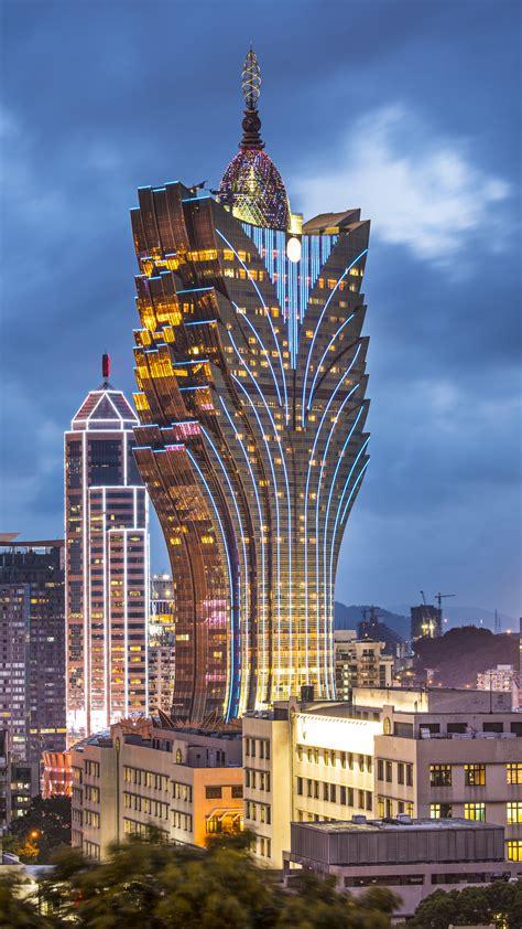 wallpaper grand lisboa makao china  hotels tourism