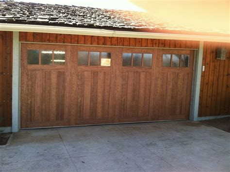 garage doors rustic garage and shed san diego by