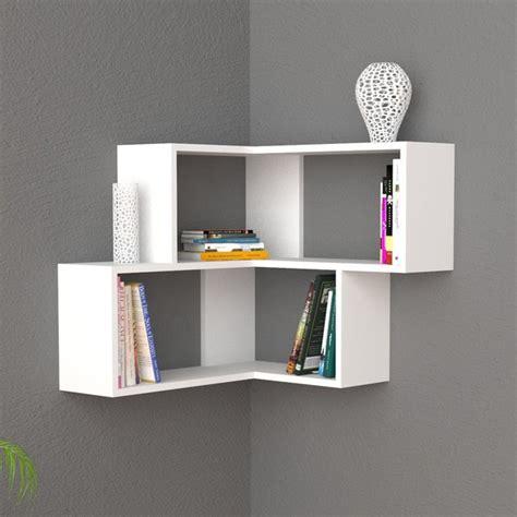 libreria angolare librerie angolari e mensole design moderno