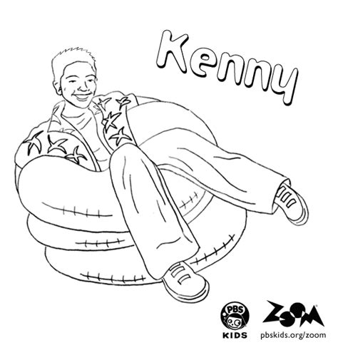 zoom coloring page zoom printables kenny s coloring page pbs kids