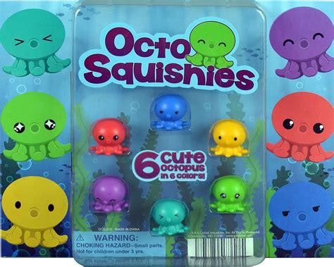 squishy machine octo squishies 2 inch vending capsules candymachines