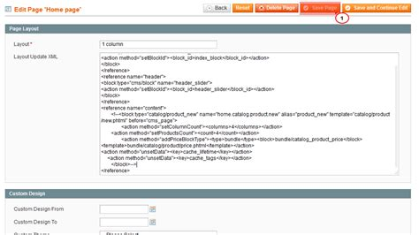 magento custom layout update remove price magento how to disable new products block on home page