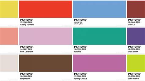 trend color mega trends fashion trendsetter