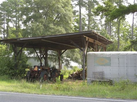 Tractor Sheds by Open Air Tractor Shed Barns Of Carolina