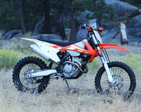 Ktm 350cc 2016 Ktm 350xc F Dirt Bike Test