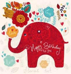indian design happy birthday happy birthday elephant happy birthday pinterest