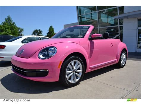 pink volkswagen beetle for sale 2013 volkswagen beetle tdi convertible in custom pink