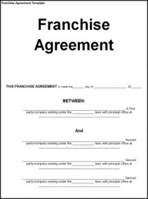 Franchise Focus 3 Refranchising Home Working And The Perfect Self Employed Cuppa Tubz Franchise Agreement Template Free