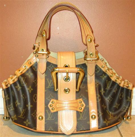 vintage louis vuitton monogram purse bag handbag medium
