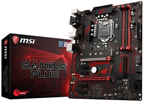 Msi Z370 Gaming M5 Socket 1151 Coffeelake Motherboard msi z370 gaming plus cfx atx motherboard 11street malaysia ram processors