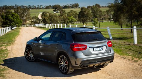 mercedes reviews 2016 mercedes amg gla45 review caradvice