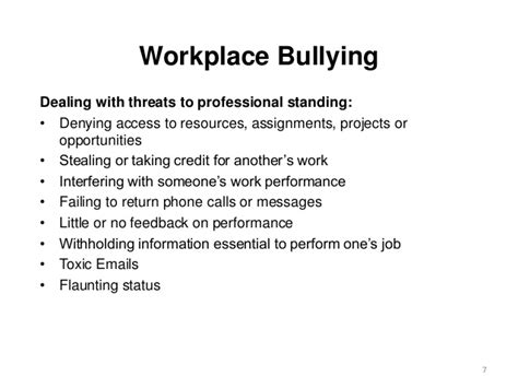7 Ways To Deal With Rude At Work by Work Place Bullying