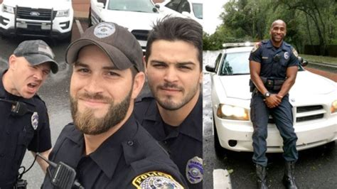 pep boys gainesville hot gainesville cops take internet by storm