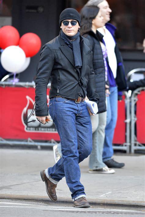 Daniel Craig Wardrobe by Daniel Craig Looks Stylebistro
