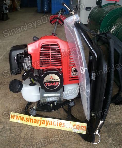 Sale Mesin Potong Rumput Brush Cutter Tsuyaku Tk338 product category pemotong rumput gendong sinar jaya diesel