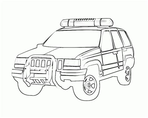 coloring pages cop cars police car coloring pages to download and print for free