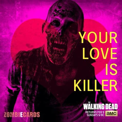 twd valentines 187 best valentines cards images on