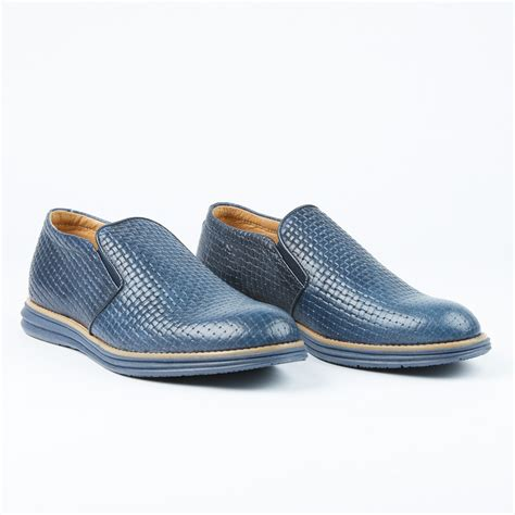 44 dress shoe capodimonte woven sneaker loafer blue 44 clearance boots dress shoes touch of