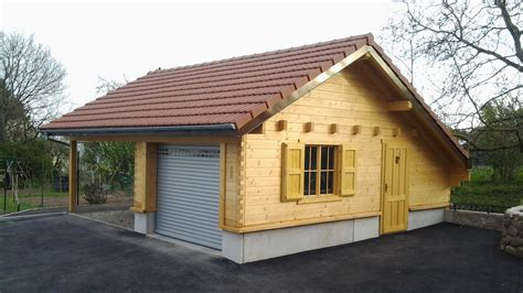 garage amp carport naturabois abris de jardin chalet