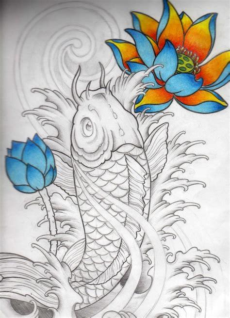 koi carp sleeve tattoo designs 47 best images about sleeve ideas on