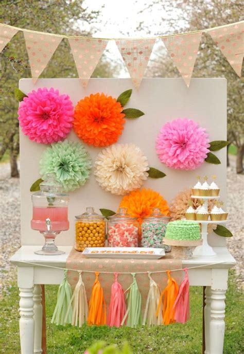 diy decorations tissue paper diy tissue paper flowers diy paper flower backdrop