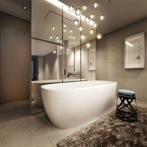 pendant chandelier for above bathtub for the home