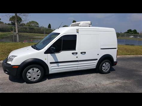 2012 Ford Transit Connect by 2012 Ford Transit Connect Reefer Cargo Dade City Fl