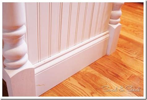 beadboard baseboard 1000 images about kitchen list on baseboards