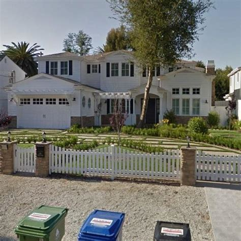 clayton kershaw house clayton kershaw s house street view in los angeles ca