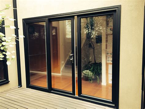 Black Sliding Glass Doors by Start Your White Clover Lawn As A Beginner Make Your