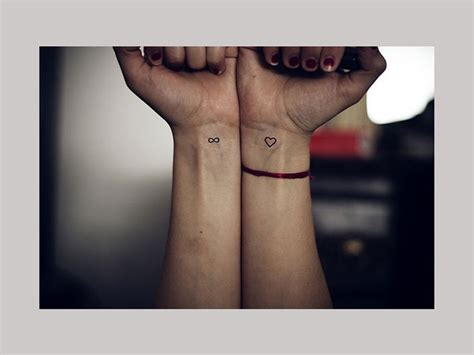 55 awesome infinity wrist tattoos design