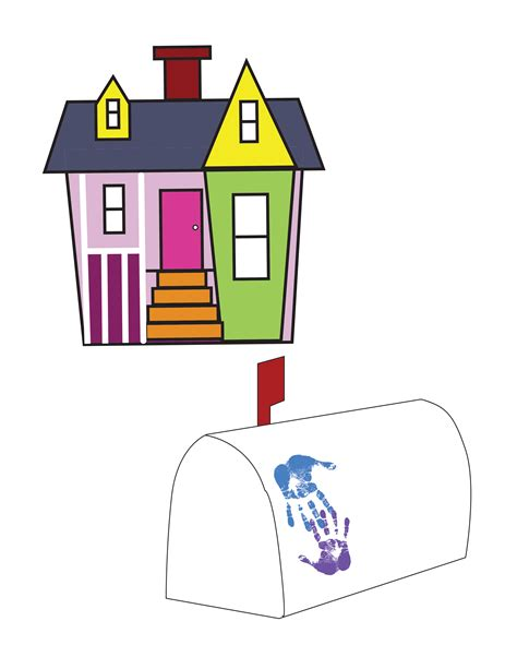printable house up up house printable www imgkid com the image kid has it