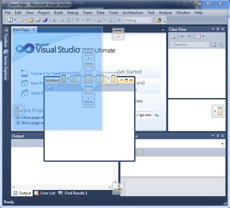 dock layout manager wpf wpf in visual studio 2010 part 5 window management