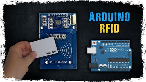 tutorial arduino rfid arduino rfid sensor mfrc522 tutorial youtube