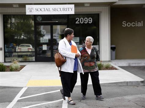 Santa Social Security Office by Santa Rosa Social Security Administration Office
