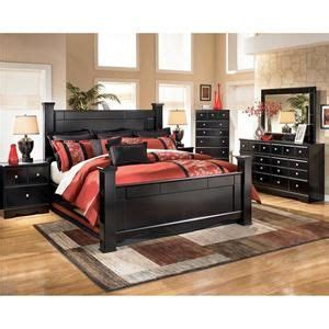 ashley shay bedroom set nebraska furniture mart ashley 5 piece shay king bedroom set decorating ideas pinterest