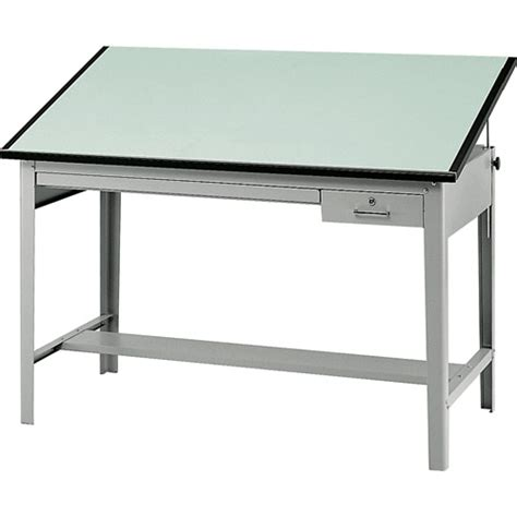 Where To Buy A Drafting Table Index Buy Oem Safco Precision Four Post Drafting Table Base With Drawers 35 1 2 Quot High Gray Steel