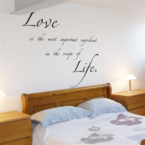 Sticker Writing For Walls writing on the wall stickers home design